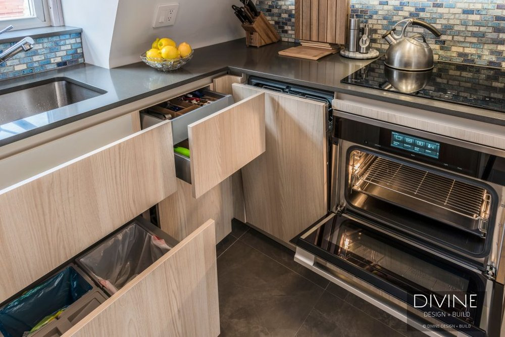 smart small space kitchen design