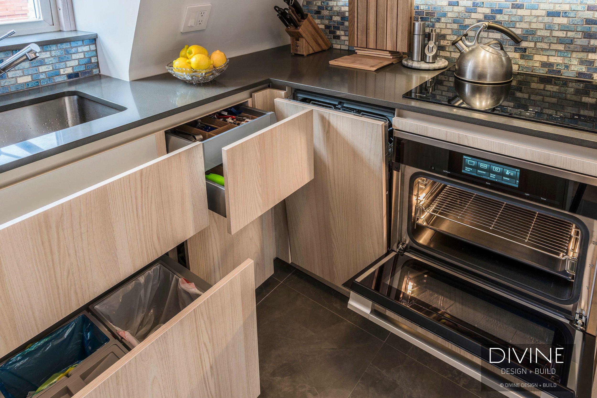 Small Kitchen Storage Ideas Divine Design Build
