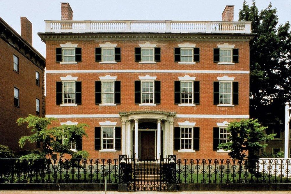smleo.com - federal architecture new england