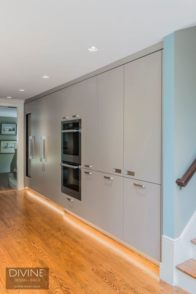 contemporary kitchen design boston