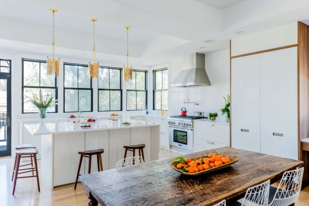 metro west kitchen design