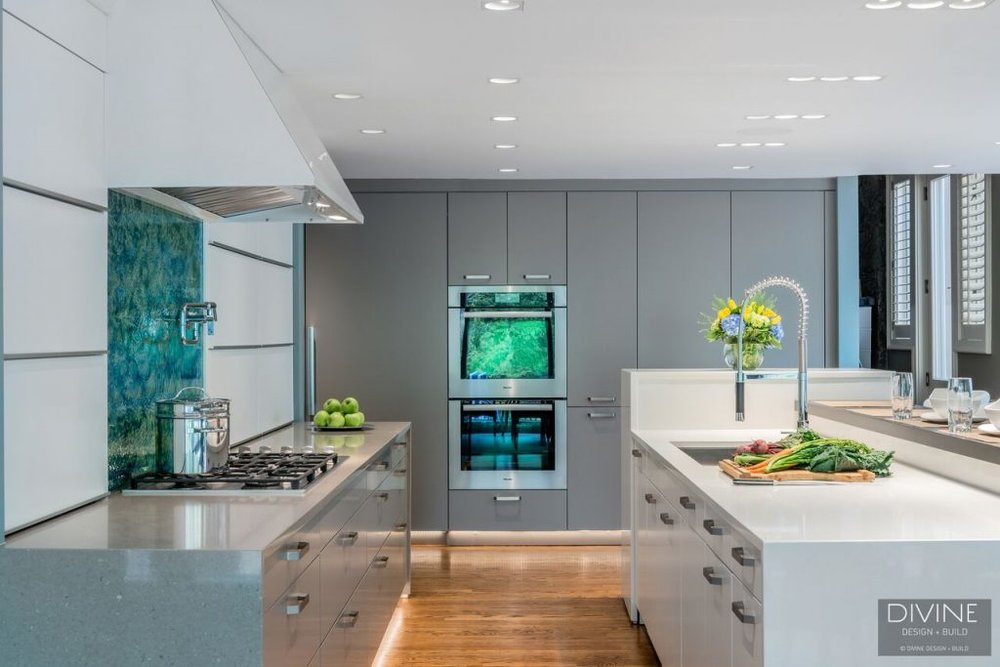 modern kitchen designer