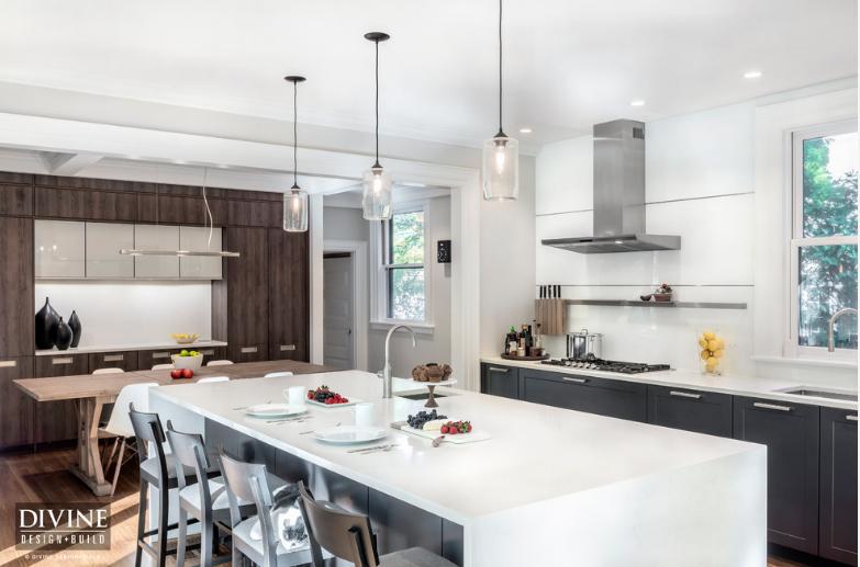 newton kitchen design - metro west kitchen design 1