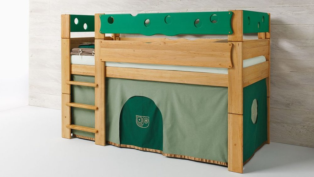 team 7 owl bed for kids