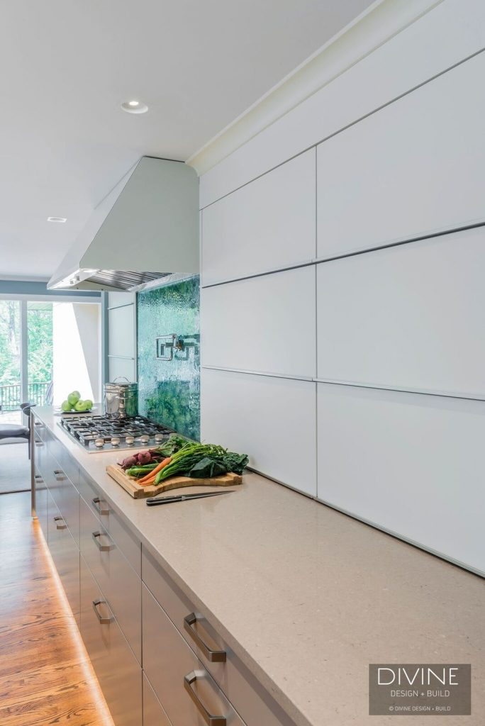 weston contemporary kitchen design