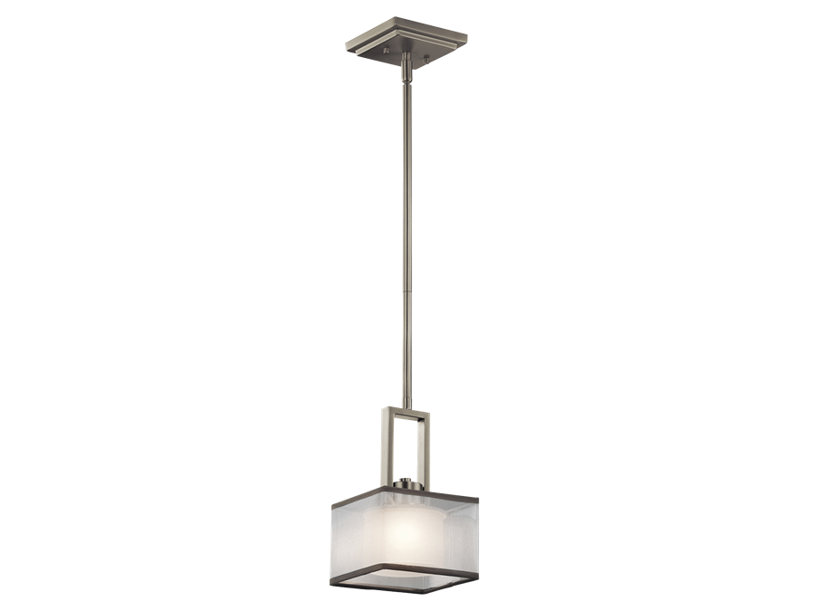 1 Light mini pendant 1