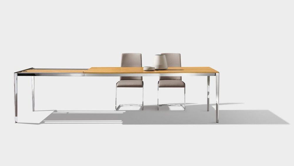 Team 7 tak table - modern dining tables