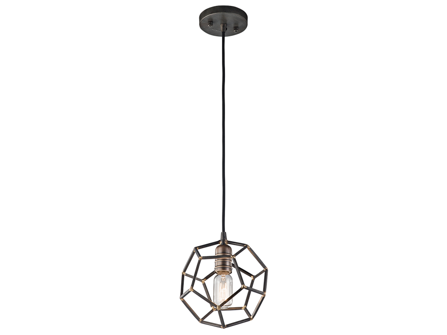 rocklyn 1 light mini pendant