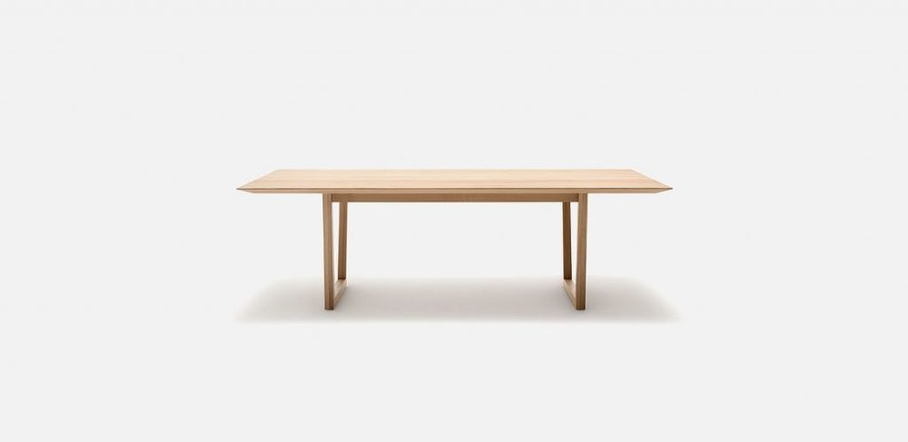 rolf benz modern dining tables
