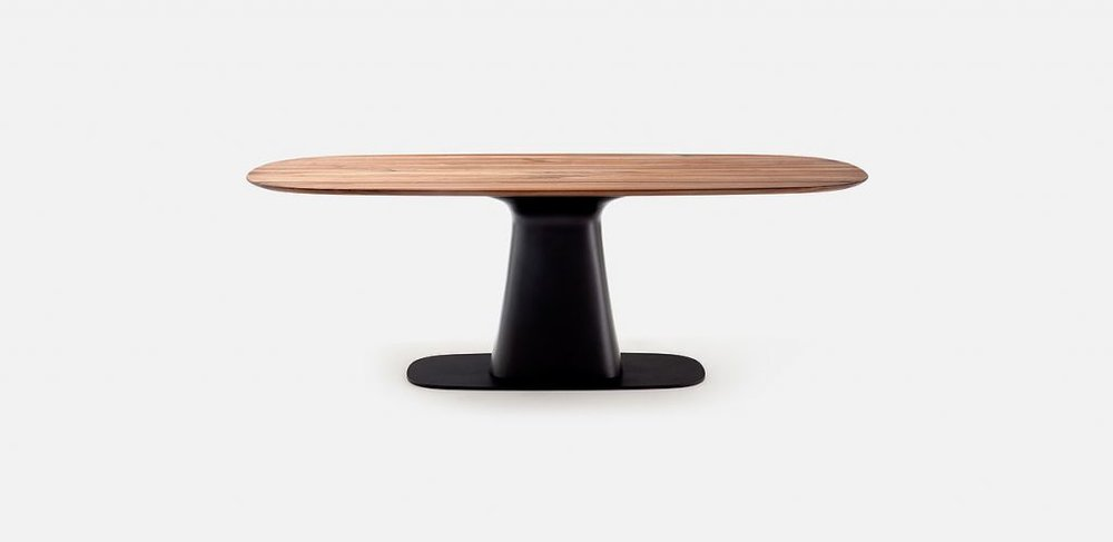 rolf benz table - modern dining tables
