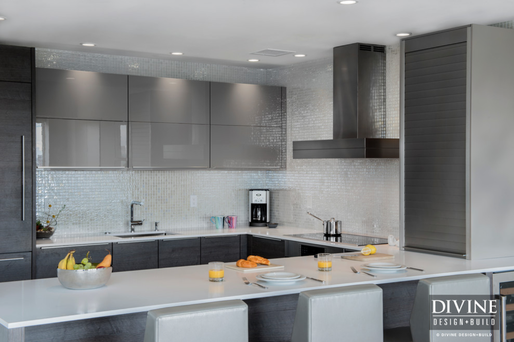 A Kitchen Remodel in Charlestown\'s Flagship Wharf — Divine Design+Build