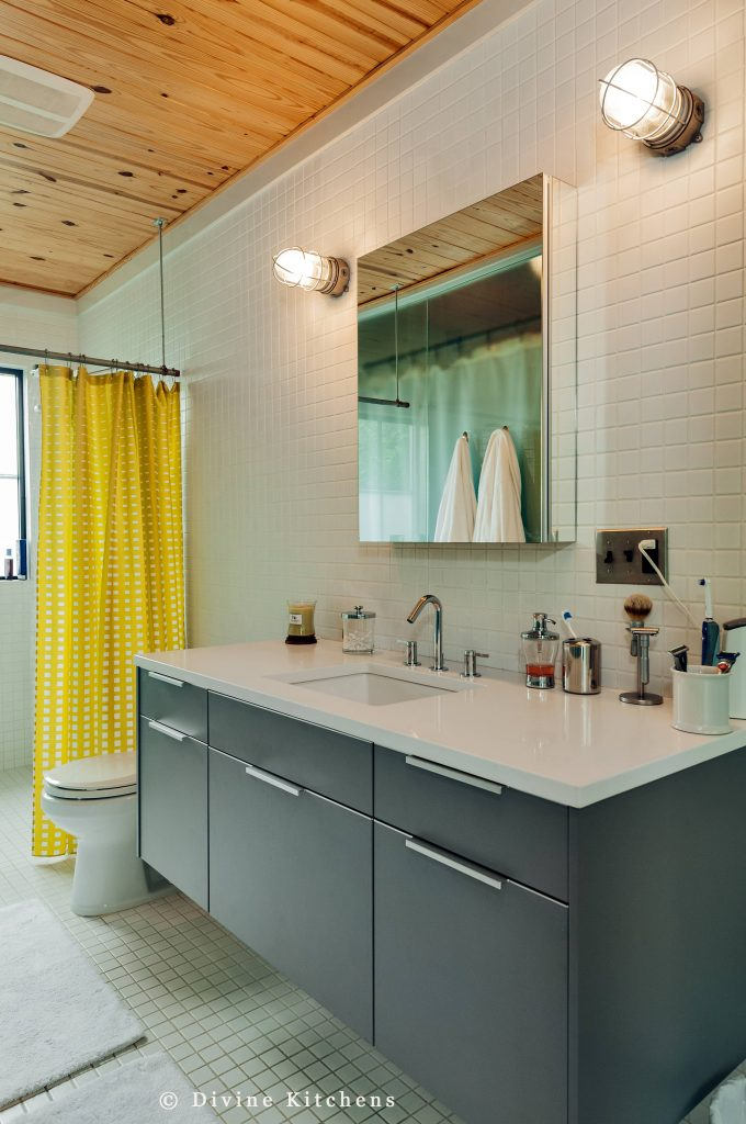 contemporary spa bathroom design