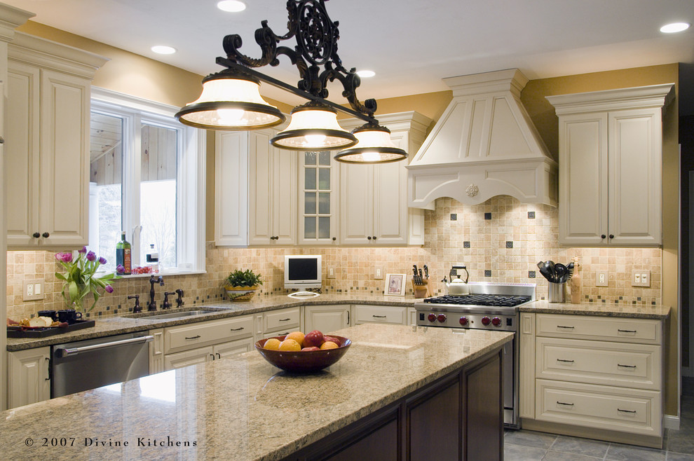 Delicieux White Kitchen Design Houzz 2