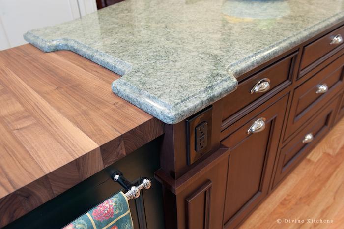 Options for Hiding Kitchen Outlets — Divine Design+Build