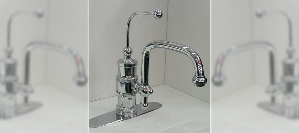 Wellington-01 -graff - stylish kitchen faucets