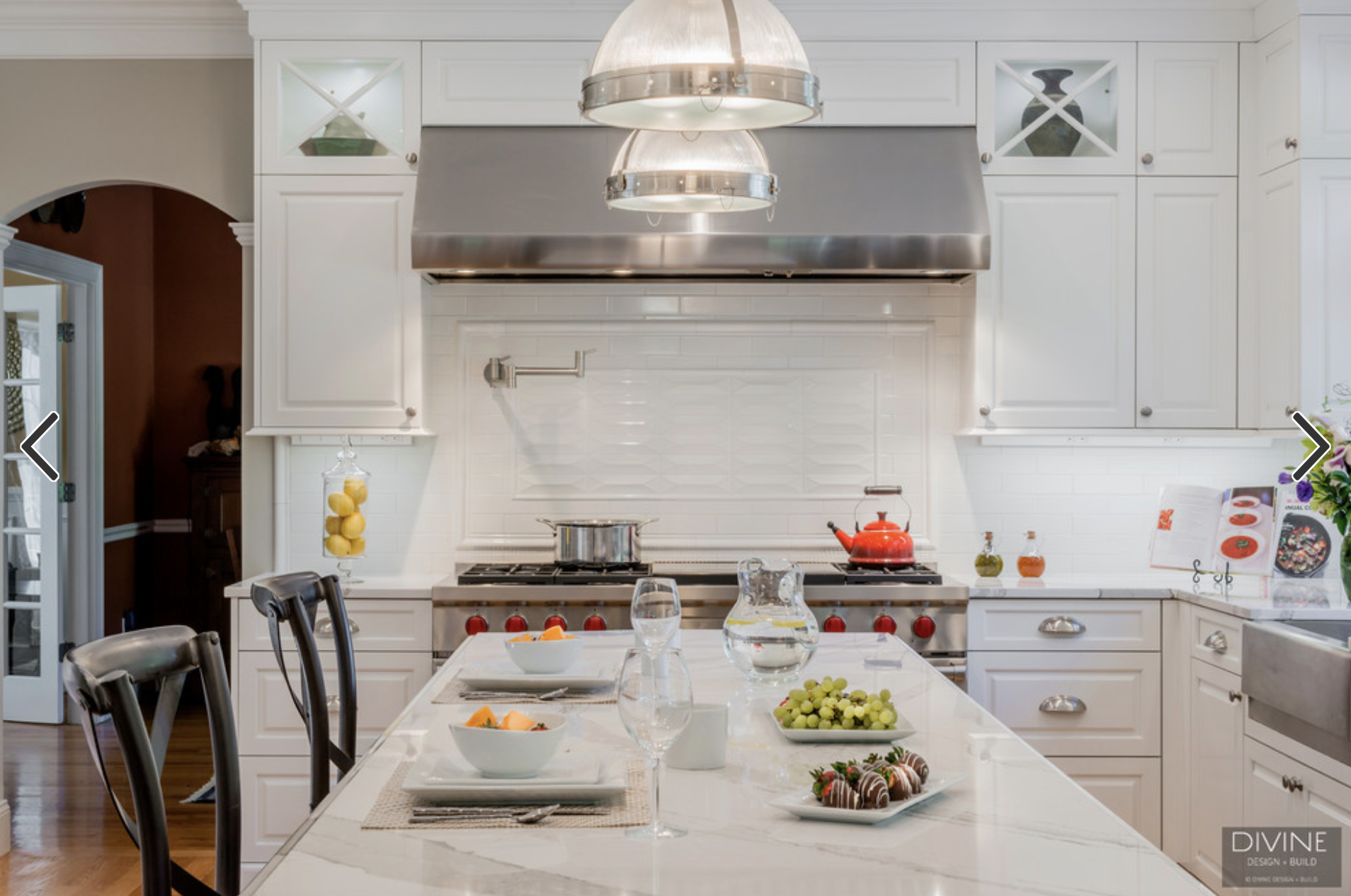 8 Pictures of Kitchens With Subway Tile Backsplashes ...