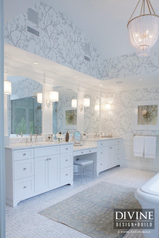 Boston Wellesley Traditional Master Suite — Divine Design+Build