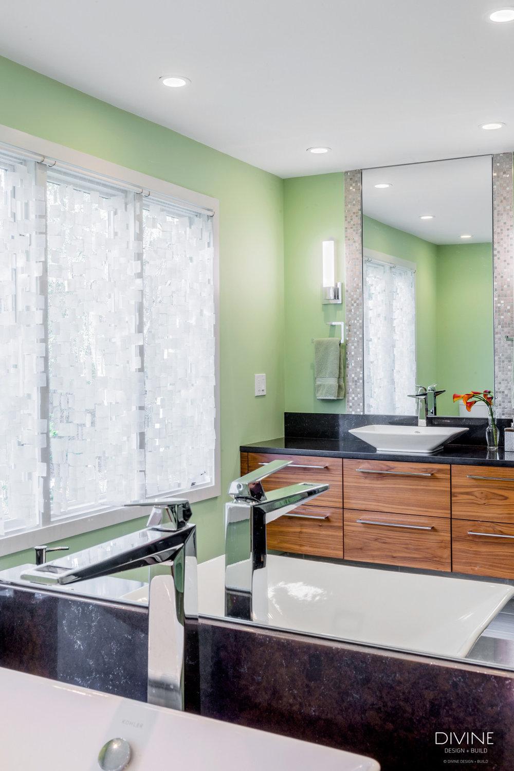 Boston Weston Contemporary Transitional Master Bathroom Suite (Part ...