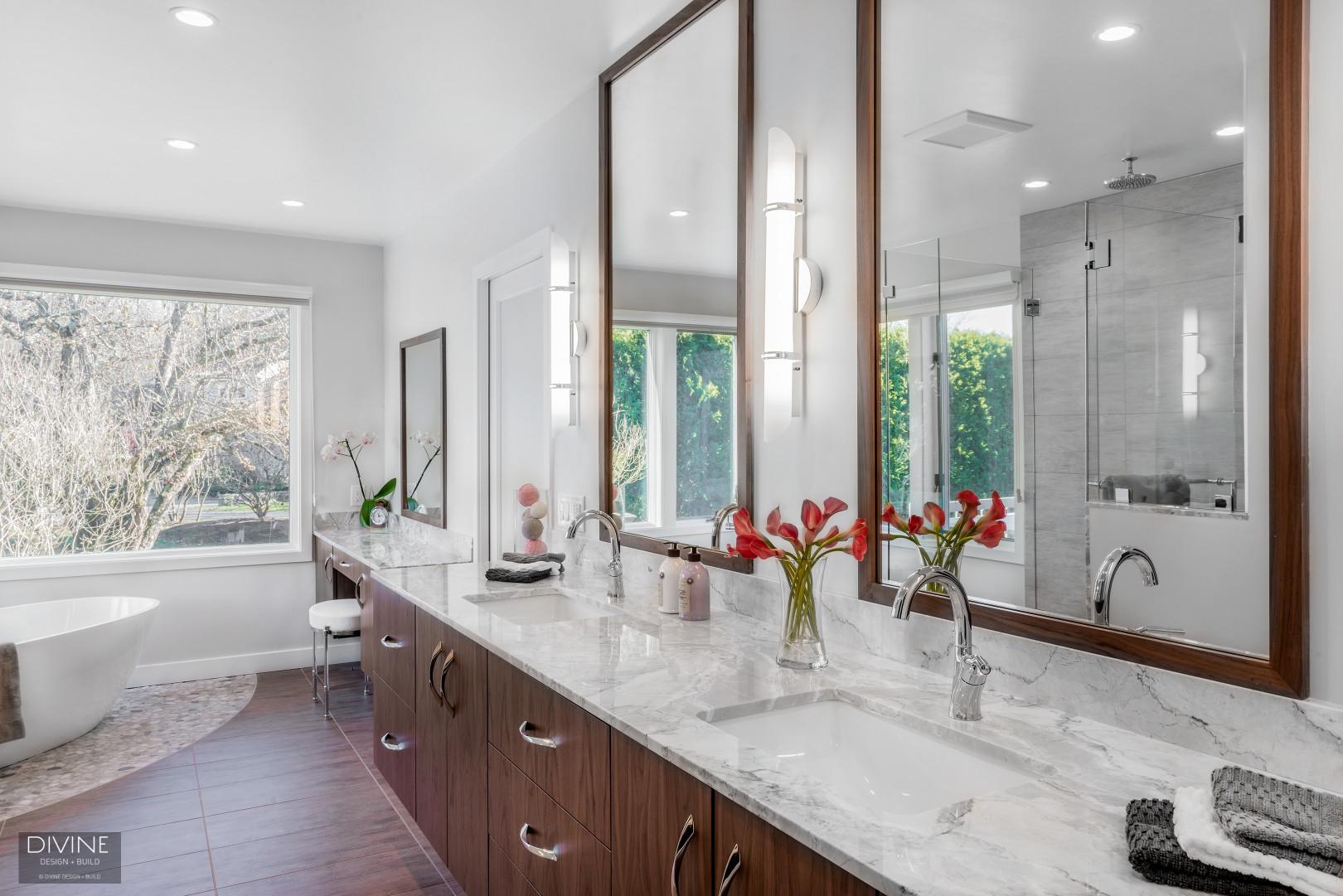 Bathrooms — Divine Design+Build