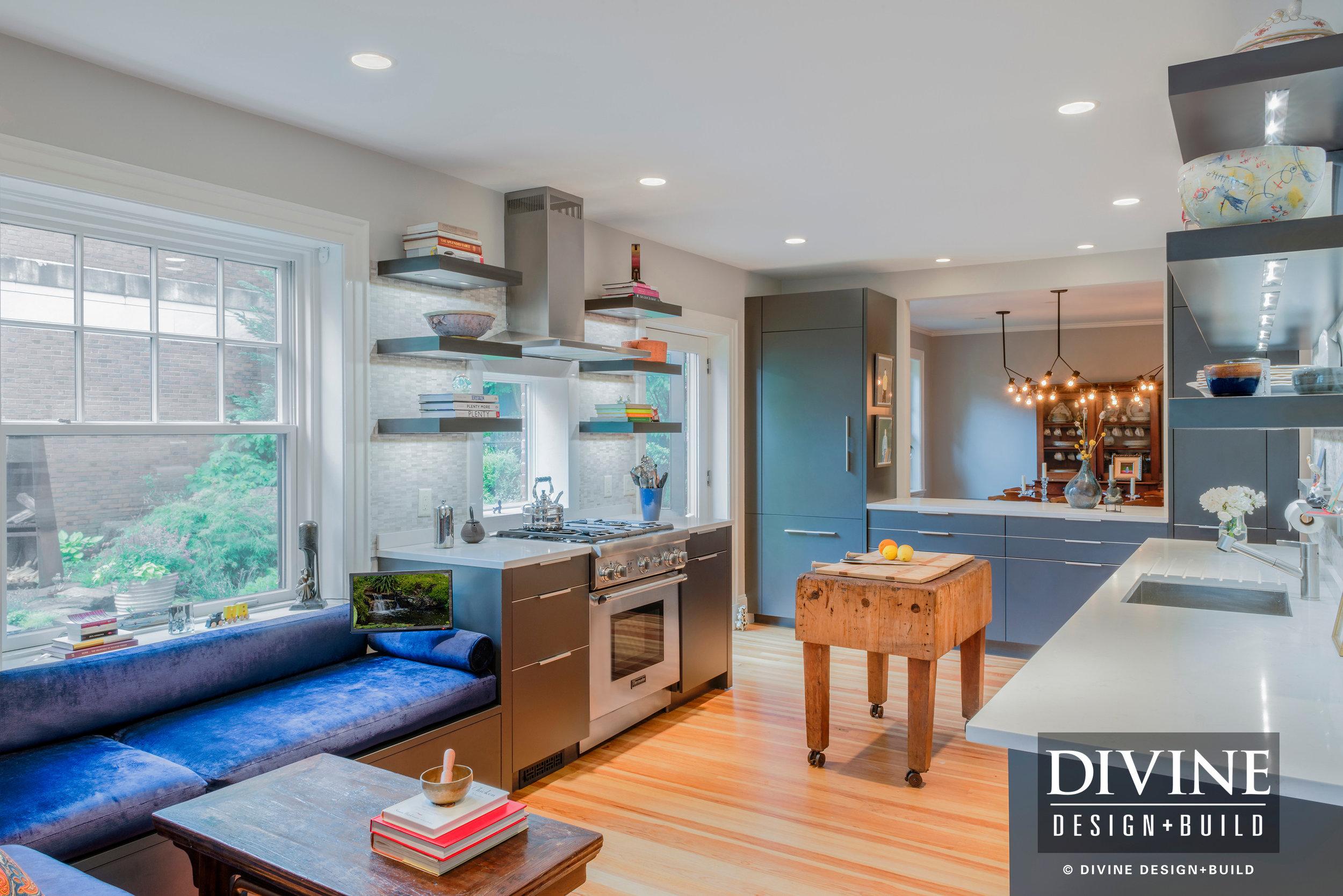 Kitchens — Divine Design+Build