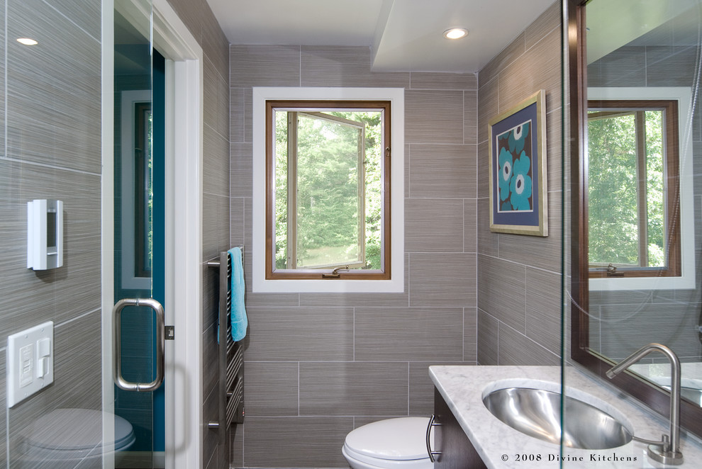 Small Bathroom Design Ideas from Real Homes — Divine Design+ ...