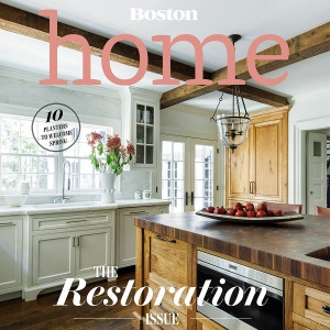 Boston Home Magazine Spring 2018
