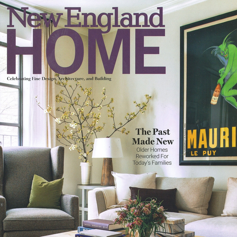 New England Home January-February 2018