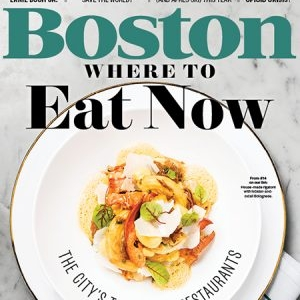 Boston Magazine October 2017