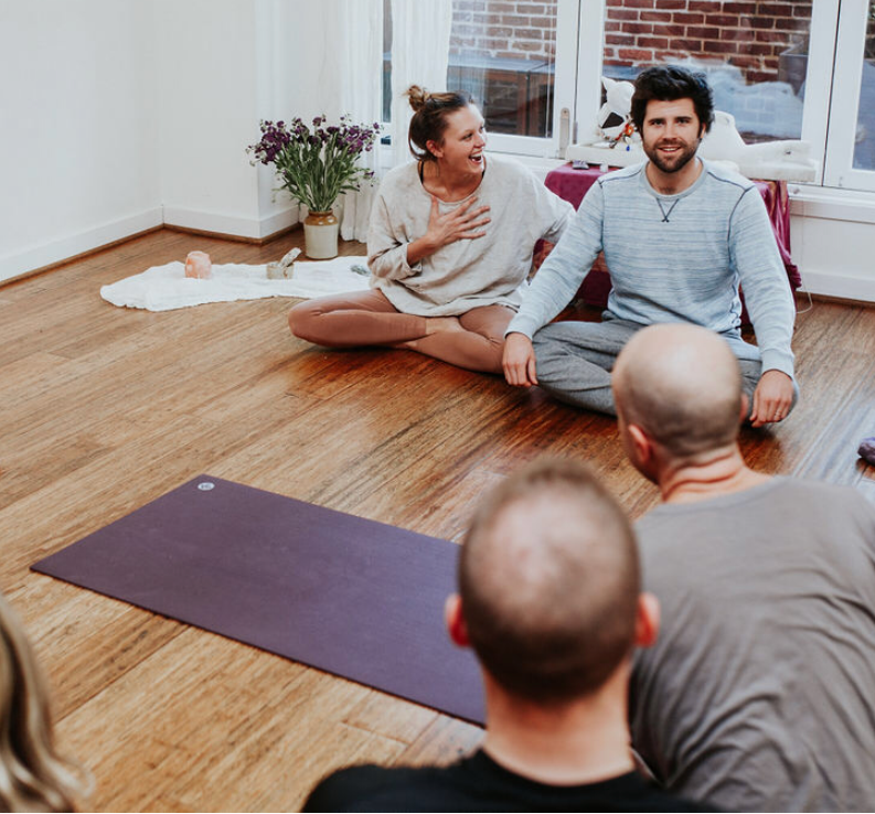 Workshops & Talks - We love taking the show on the road - here are our signature offerings we can host at your studio, event, office, or conference:Minduflness for Professionals -The Daily Vinyasa - Yoga & Meditation for…Yoga FoundationsPartner Yoga & Thai Massage for Lovers… :)Spiritual Pregnancy with Cath