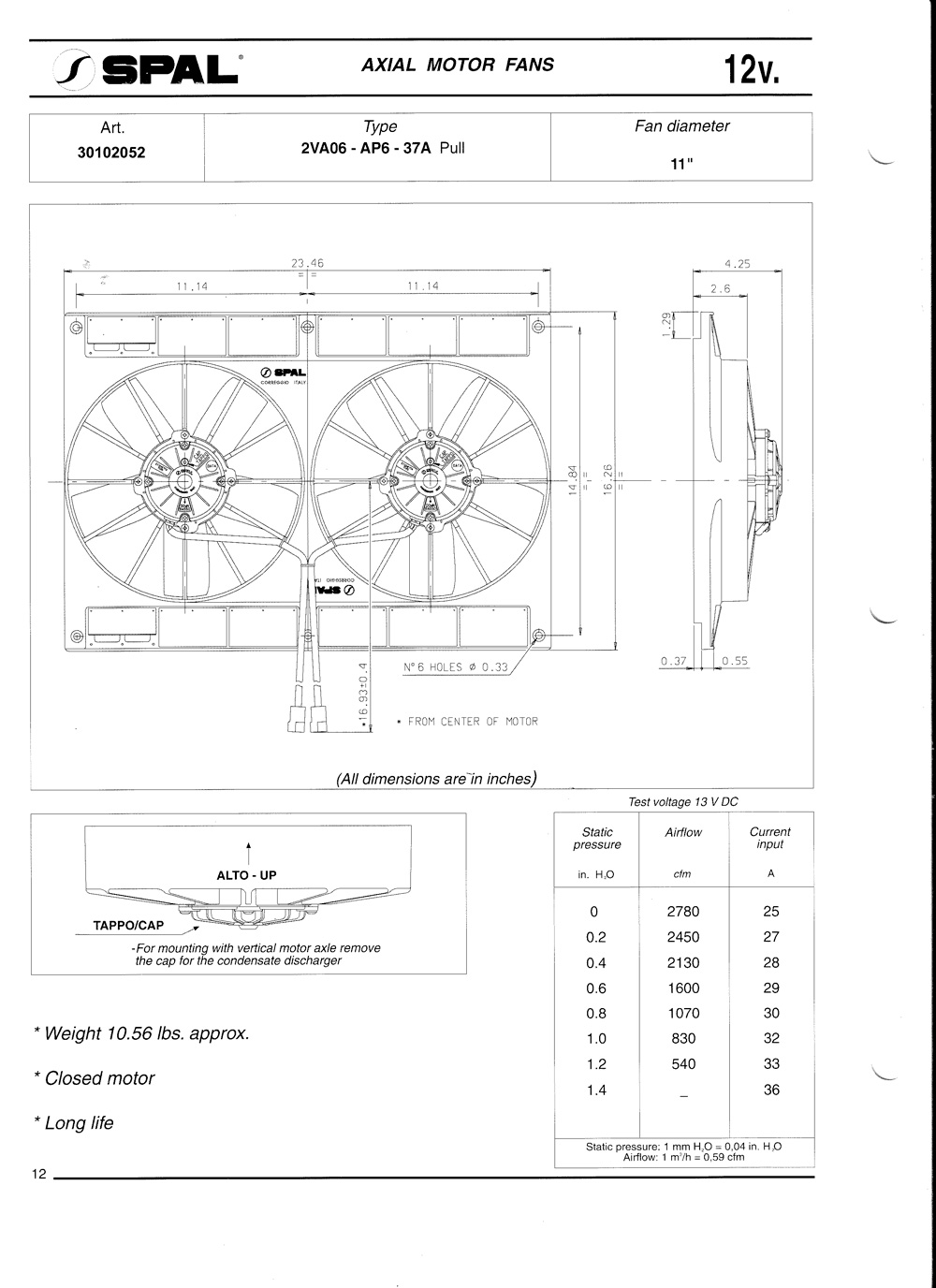 s10 v8 fan kit s10v8 parts Mongo's Garage S10 Frame Swap s10 v8 fan kit