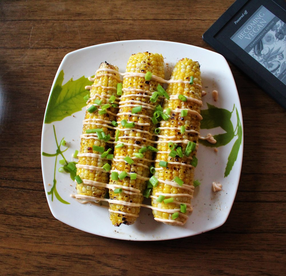 Mexican Roasted Street Corn