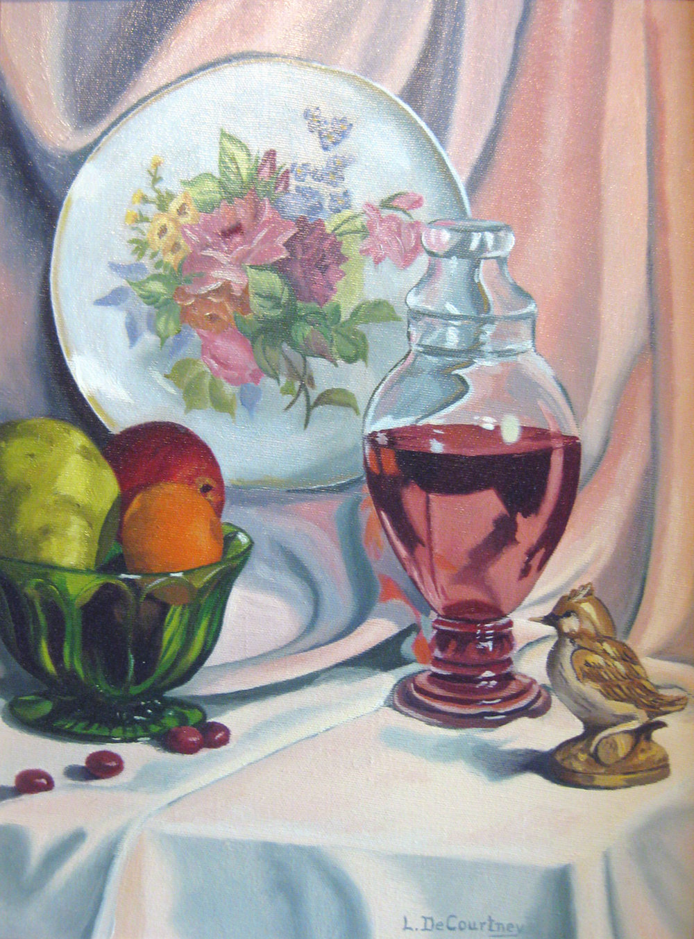 DeCourtney, L - Still Life