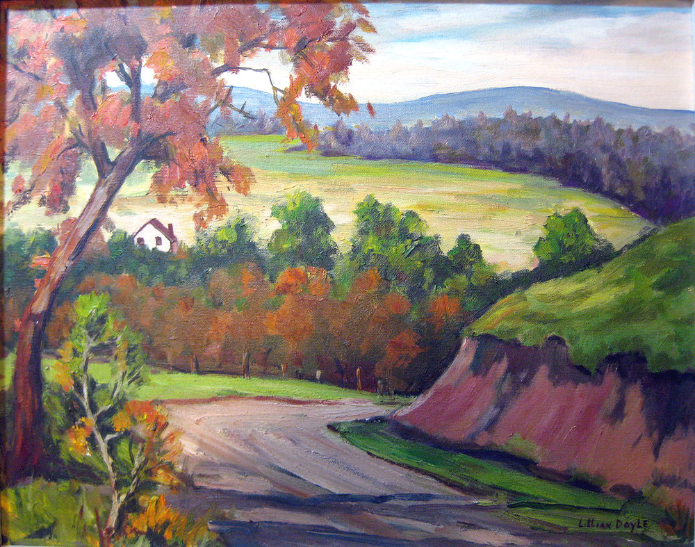 Doyle, Lillian, Landscape