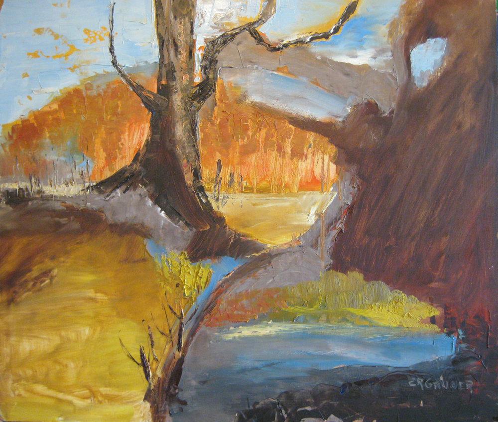 Gruner, Eva - Painted Desert