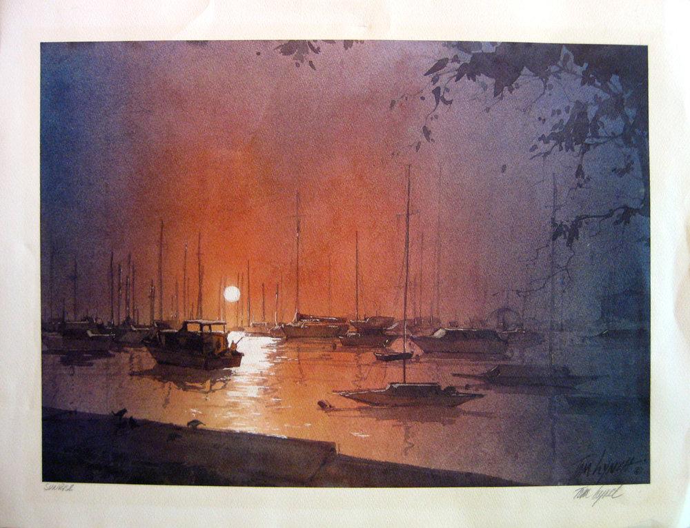 Lynch, Tom - Sunrise