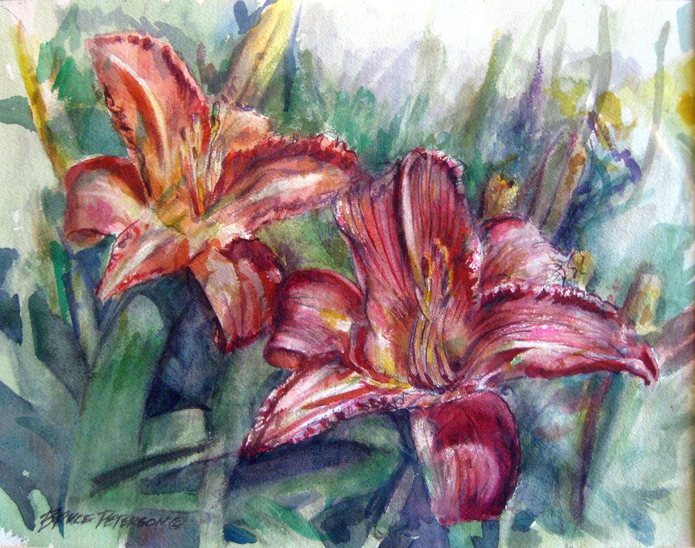 Peterson, Bruce - Floral Design