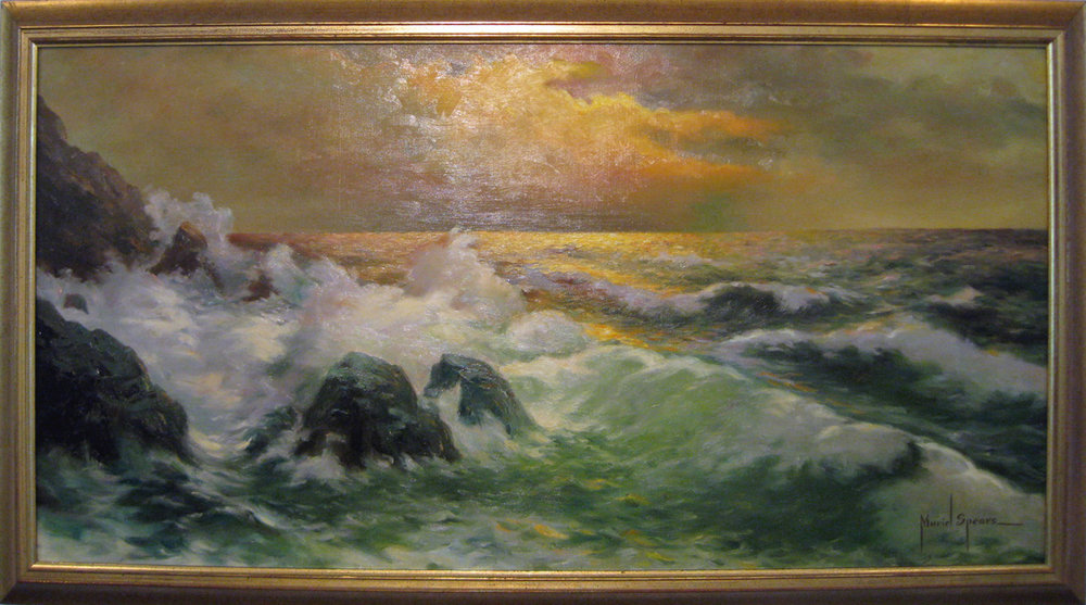 Spears, Muriel - Seascape