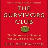 2008 - Cathy was Featured in the book,  The Survivors Club  by Ben Sherwood