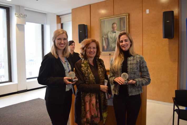 Bitae wins first prize - Bitae wins first prize of Global Public Policy Network Annual Conference competition (2018). SIPA hosted the Global Public Policy Network Annual Conference, bringing together students and faculty from top international public policy schools.See more media here.
