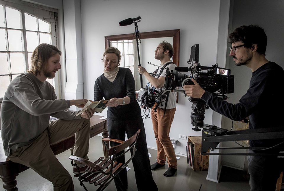 Sound - Bruno Pucella | Laurent Bédard | Martyne Morin