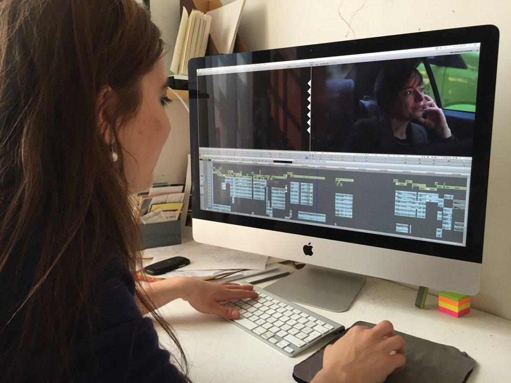 Editing - Emma Bertin