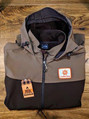 0fe32a8988dc6 Vintage Arapahoe Basin Ski Patch on North Face Ski Shell North Face Ski  Jacket ...