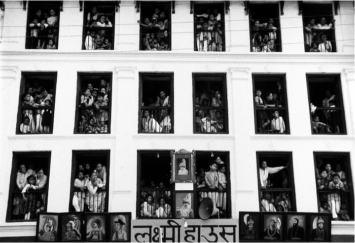 Ernst Haas, India, 1966