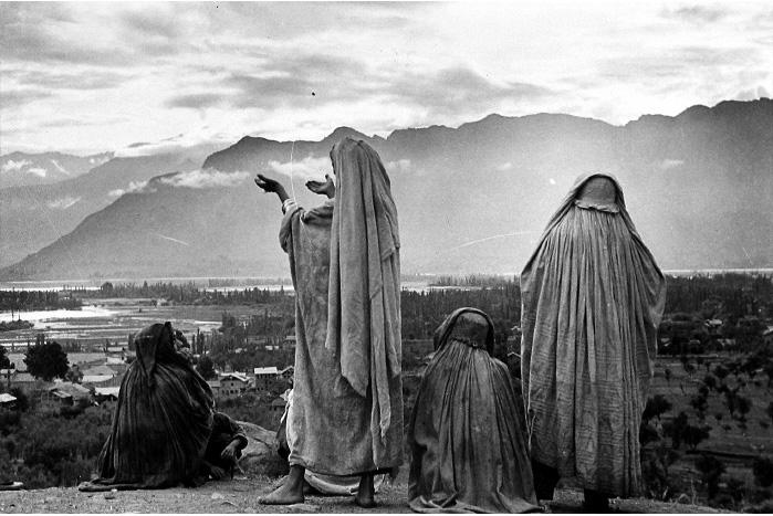 Henri-Cartier Bresson, Kashmir, 1948