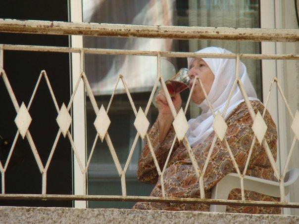 From Teta Alf Marra by Mahmoud Kaabour