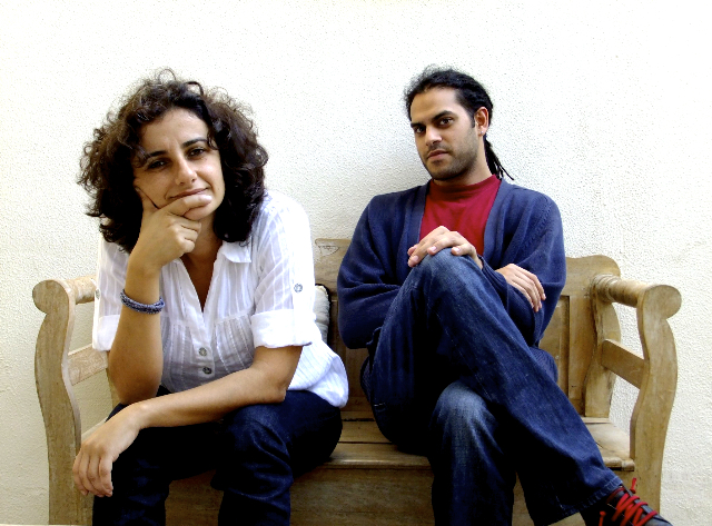 Noura Sadaka and Nabil Amarshi