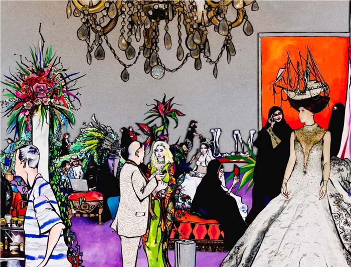 Wedding Show by Hatty Pedder
