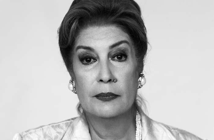 Mona Wassef, Actor