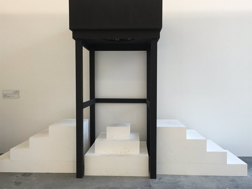 Lina Younes ' work looks at world as a pyramid scheme, hierarchies, single and multiple entities
