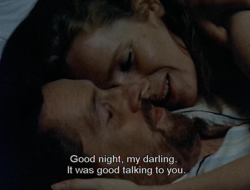 cenes from a Marriage (Ingmar Bergman, 1974)